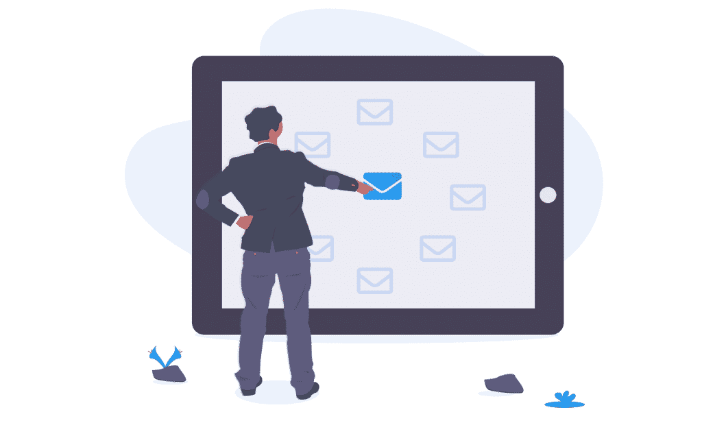 Office 365 Outlook Illustration