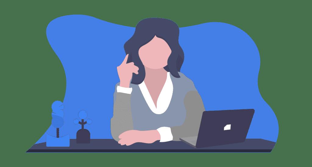 Phishing Awareness Training Illustration
