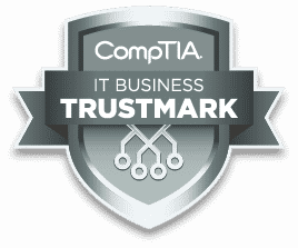 CompTIA UK IT Business Trustmark